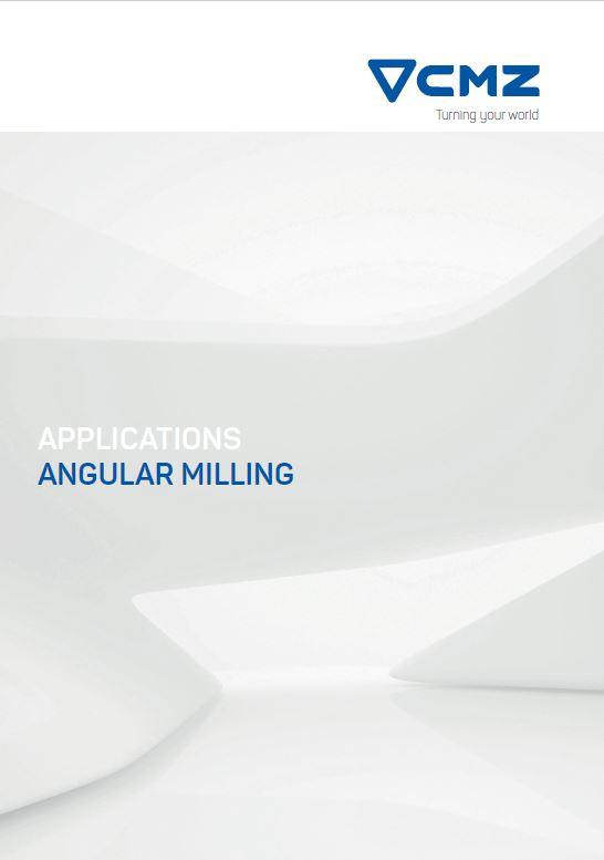 angular milling cnc lathe