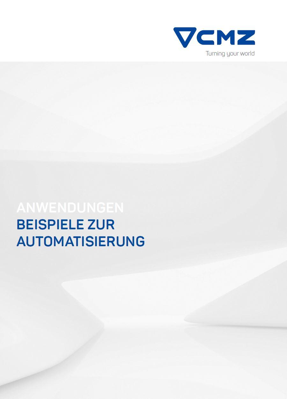 AUTOMATISIERUNG  CNC Drehmaschinen