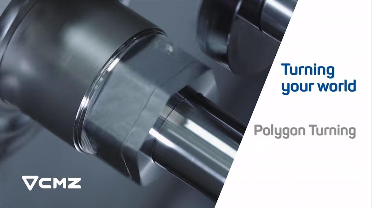 POLIGONATURA TORNIO CNC