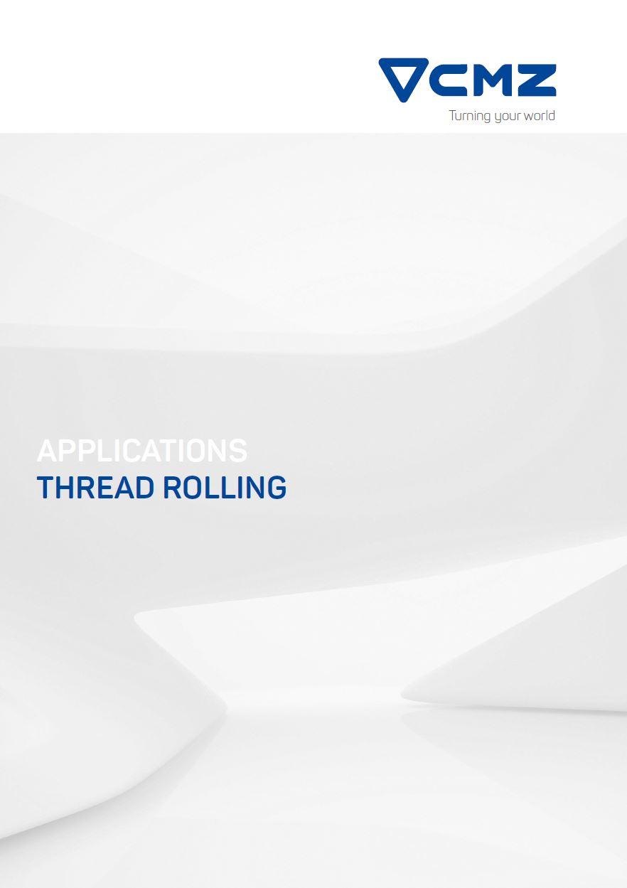 thread rolling cnc lathes