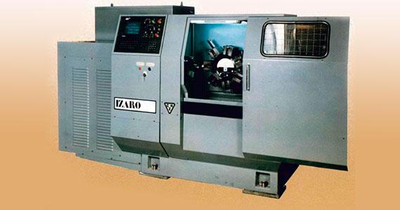 CMZ produce la sua gamma di torni CNC