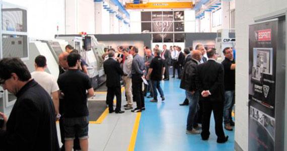 Inaugurazione della filiale di CMZ in Germania