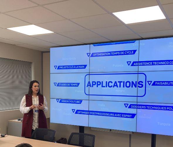 Workshops sur les tours numériques
