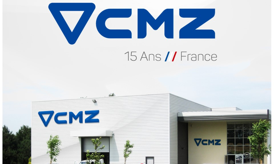 CMZ FRANCE IS 15 YEARS OLD