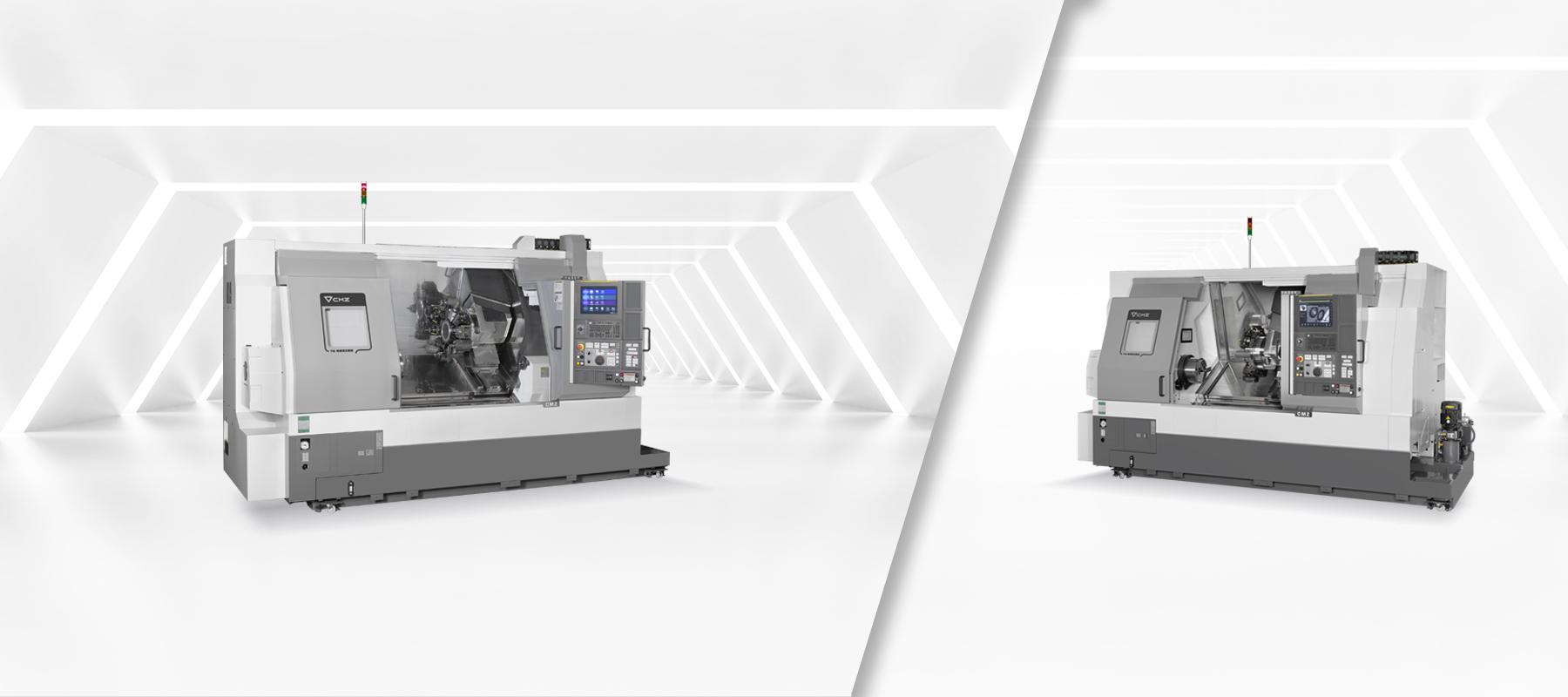 Torni CNC | TA Z1100