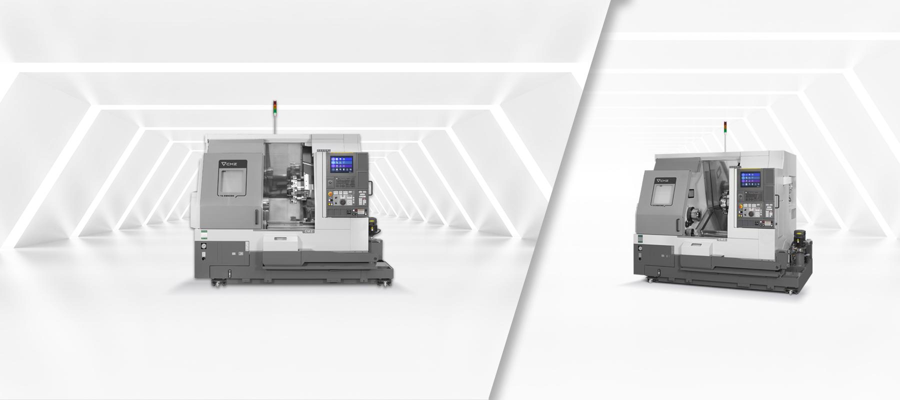 CNC Drehmaschinen  | TA Z400
