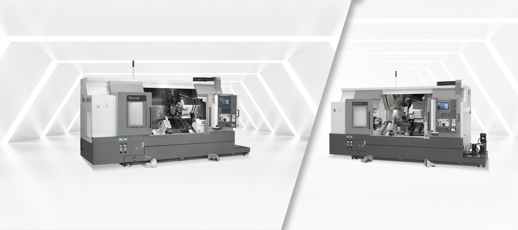 CNC Drehmaschine TD Z1350