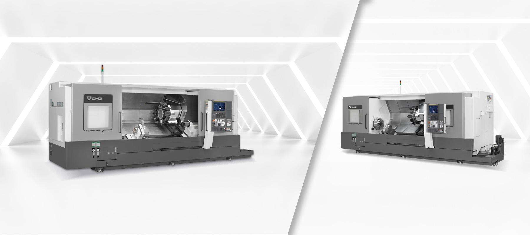CNC Drehmaschinen TD Z2200