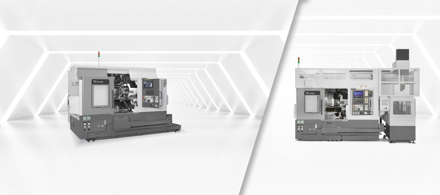 CNC Drehmaschine TD Z800