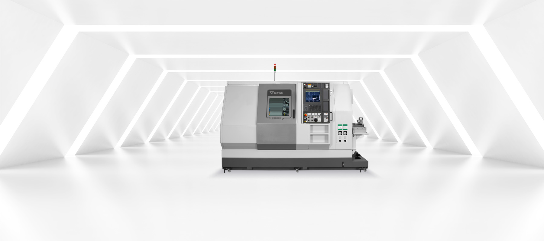 Torno CNC TX66 Y2