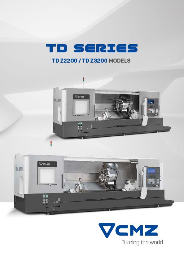 Catálogo Serie TD Z2200-Z3200