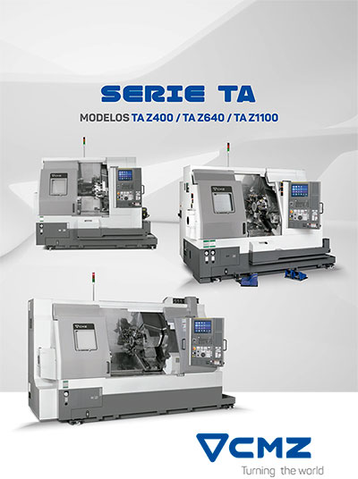 TA Series Catalogue CNC lathes