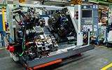 Parte meccanica della macchina