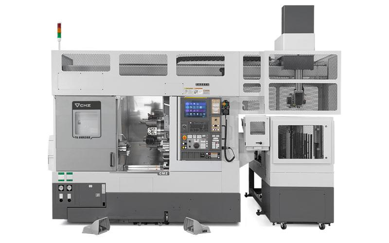 Gantry Robot GL 20II | CNC lathe | CMZ