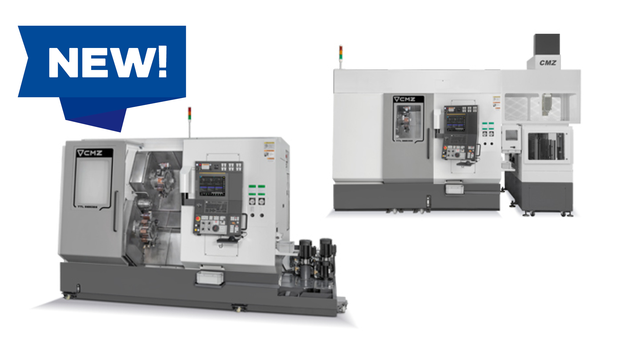 TTL Series lathes - NEW!