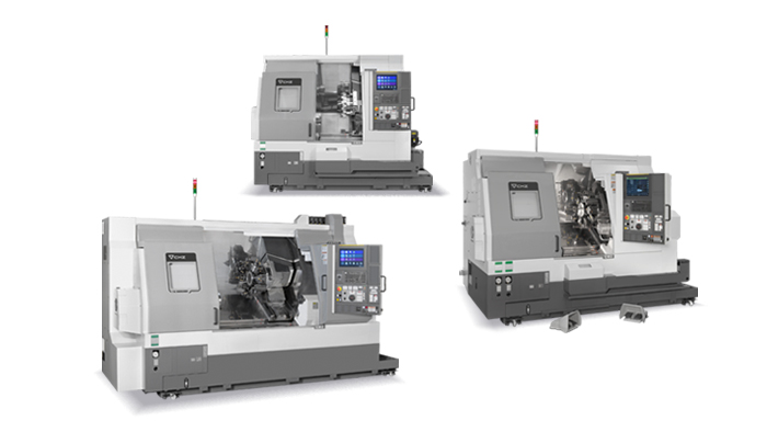 CNC Lathes TA Series