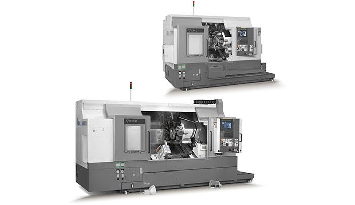 Torni CNC Serie TD Z800-Z1350